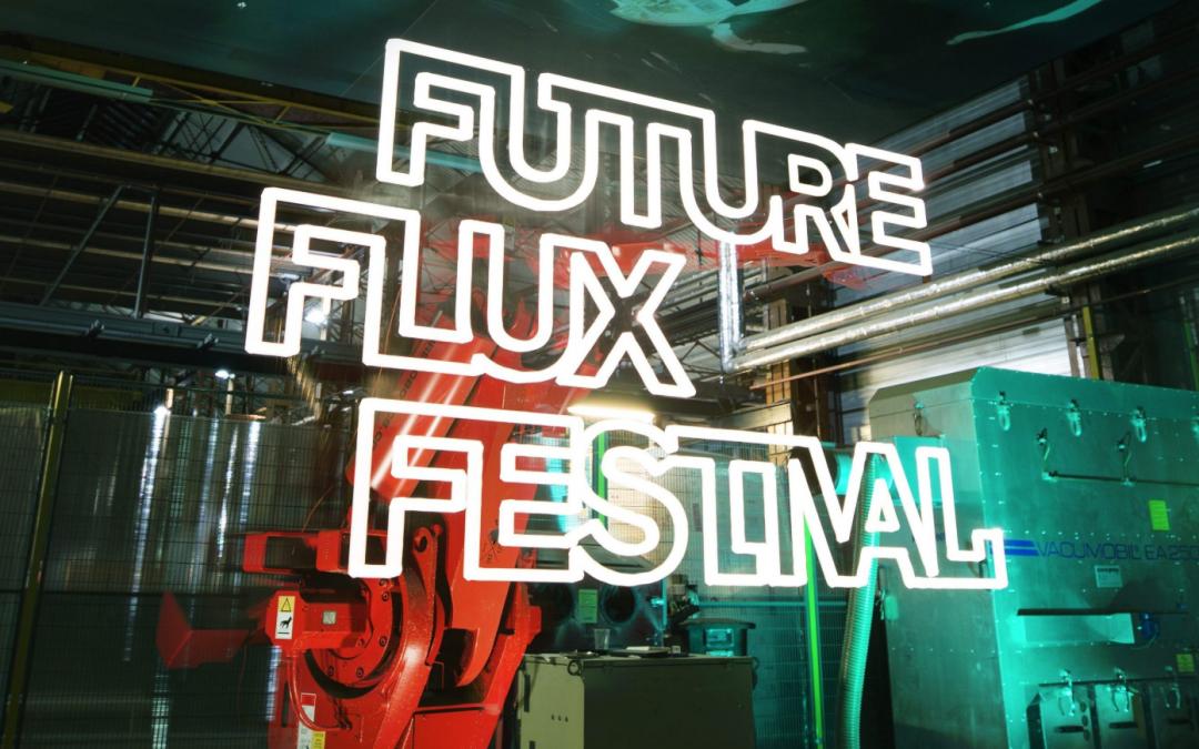 Revolve aanwezig op Future Flux Festival!